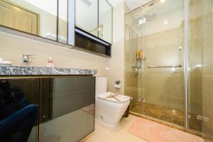 Travel in Peace Apartment, Apartmány  Suzhou - big - 12