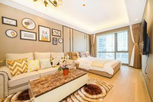 Travel in Peace Apartment, Apartmány  Suzhou - big - 1