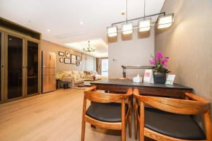 Travel in Peace Apartment, Apartmány  Suzhou - big - 7