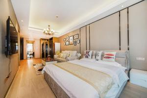 Travel in Peace Apartment, Apartmány  Suzhou - big - 5