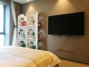 Travel in Peace Apartment, Apartmány  Suzhou - big - 4