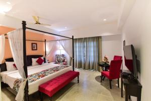 Silver Sands Serenity, Hotely  Candolim - big - 14
