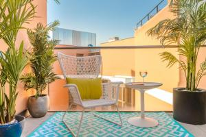 Home Select San Joaquin Apartments, Apartmanok  Madrid - big - 25