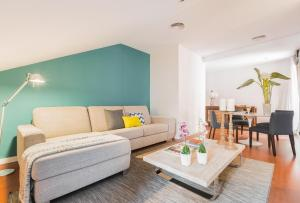 Home Select San Joaquin Apartments, Apartmány  Madrid - big - 22