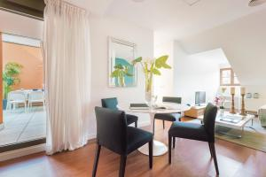 Home Select San Joaquin Apartments, Apartmány  Madrid - big - 19