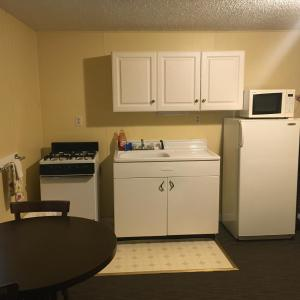 One Double Bed with Kitchenette