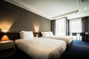 Value Hotel Worldwide Jeju, Szállodák  Csedzsu - big - 5