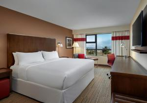Four Points by Sheraton Vancouver Airport, Отели  Ричмонд - big - 5