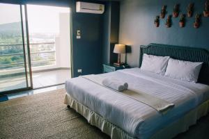 Sea View Hua Hin by G, Apartmanok  Huahin - big - 11