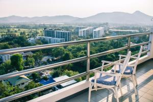 Sea View Hua Hin by G, Apartmanok  Huahin - big - 12
