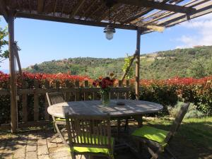 Agriturismo Uliveto Saglietto, Farm stays  Imperia - big - 2