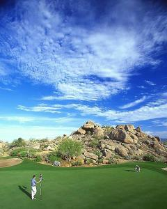 Four Seasons Resorts Scottsdale at Troon North, Üdülőközpontok  Scottsdale - big - 16