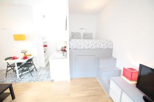 Bel appartement hypercentre, Victor Hugo, Apartmány  Bordeaux - big - 7