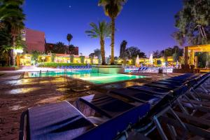 отель Golden Tulip Farah Marrakech, Марракеш