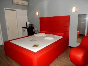 Motel Kamasary (Adult Only), Hodinové hotely  Camaçari - big - 9