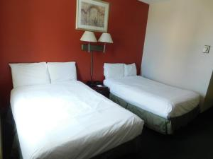 Standard Room - 2 Double Beds