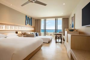 Ziva King Room with Ocean View