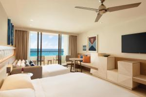 Ziva Ocean Front Double Room