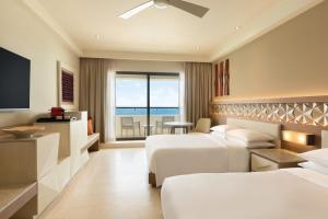Club Ocean Front Double Room