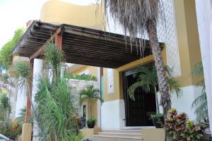Luxury Condohotel on the Beach, Pueblito Escondido, Апартаменты  Плая-дель-Кармен - big - 25