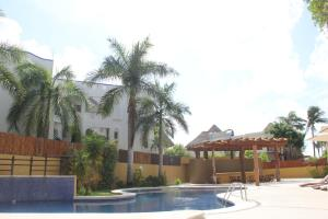 Luxury Condohotel on the Beach, Pueblito Escondido, Апартаменты  Плая-дель-Кармен - big - 41