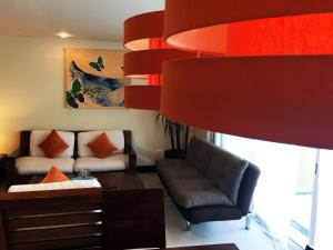 Luxury Condohotel on the Beach, Pueblito Escondido, Апартаменты  Плая-дель-Кармен - big - 45