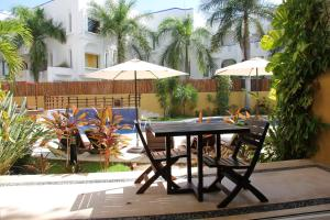 Luxury Condohotel on the Beach, Pueblito Escondido, Апартаменты  Плая-дель-Кармен - big - 72