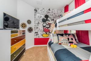 Mickey's Summer Escape, Ferienwohnungen  Orlando - big - 10