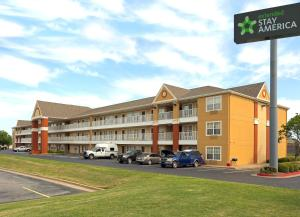 Extended Stay America - Tulsa - Central, Residence  Tulsa - big - 1