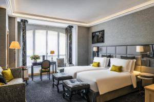 Juniorsuite inkludert 1 king size-seng