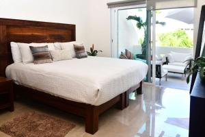 Las Olas 306, Apartments  Playa del Carmen - big - 15