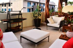 Las Olas 306, Apartments  Playa del Carmen - big - 25
