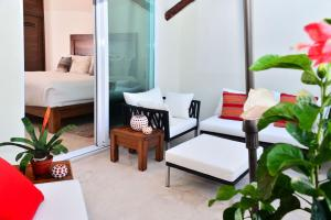 Las Olas 306, Appartamenti  Playa del Carmen - big - 32
