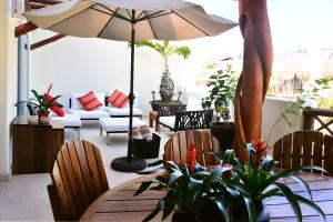Las Olas 306, Appartamenti  Playa del Carmen - big - 39