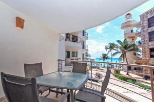Beachfront Caballito de Mar, Apartmány  Playa del Carmen - big - 12