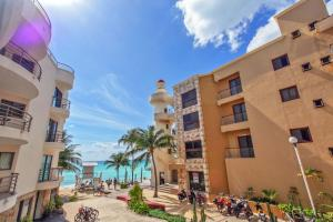 Beachfront Caballito de Mar, Apartments  Playa del Carmen - big - 11