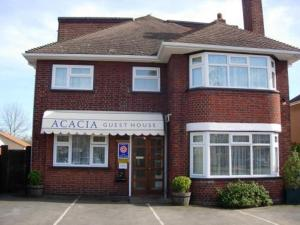 Acacia Guest House in Cambridge, Cambridgeshire, England