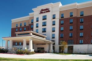 Hampton Inn And Suites Dallas/Lewisville Vista Ridge Mall