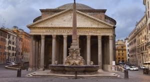 Gem Of The Pantheon, Roma