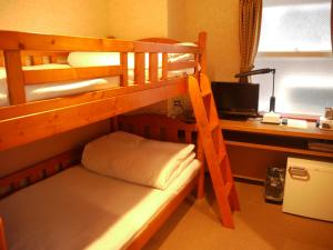 Twin Room with Bunk Bed - Non-Smoking