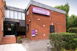 Premier Inn Northwich South in Northwich, Cheshire, England