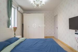 Economy Kamer met Queensize Bed