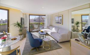 Luxury Suite with City View