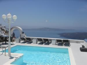 Nomikos Villas, Aparthotely  Fira - big - 27