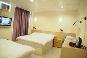 Sun Moon Star Hostel, Privatzimmer  Budai - big - 26