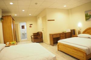 Sun Moon Star Hostel, Privatzimmer  Budai - big - 28