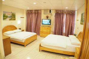 Sun Moon Star Hostel, Privatzimmer  Budai - big - 29