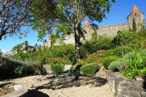 Sous les courtines, Holiday homes  Carcassonne - big - 44