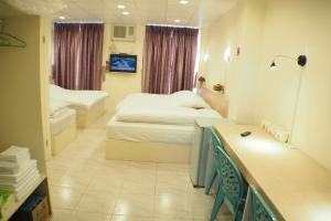 Sun Moon Star Hostel, Privatzimmer  Budai - big - 37