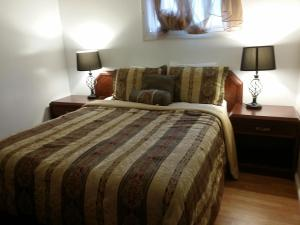 Family Suite One Bedroom with Two Queen Beds